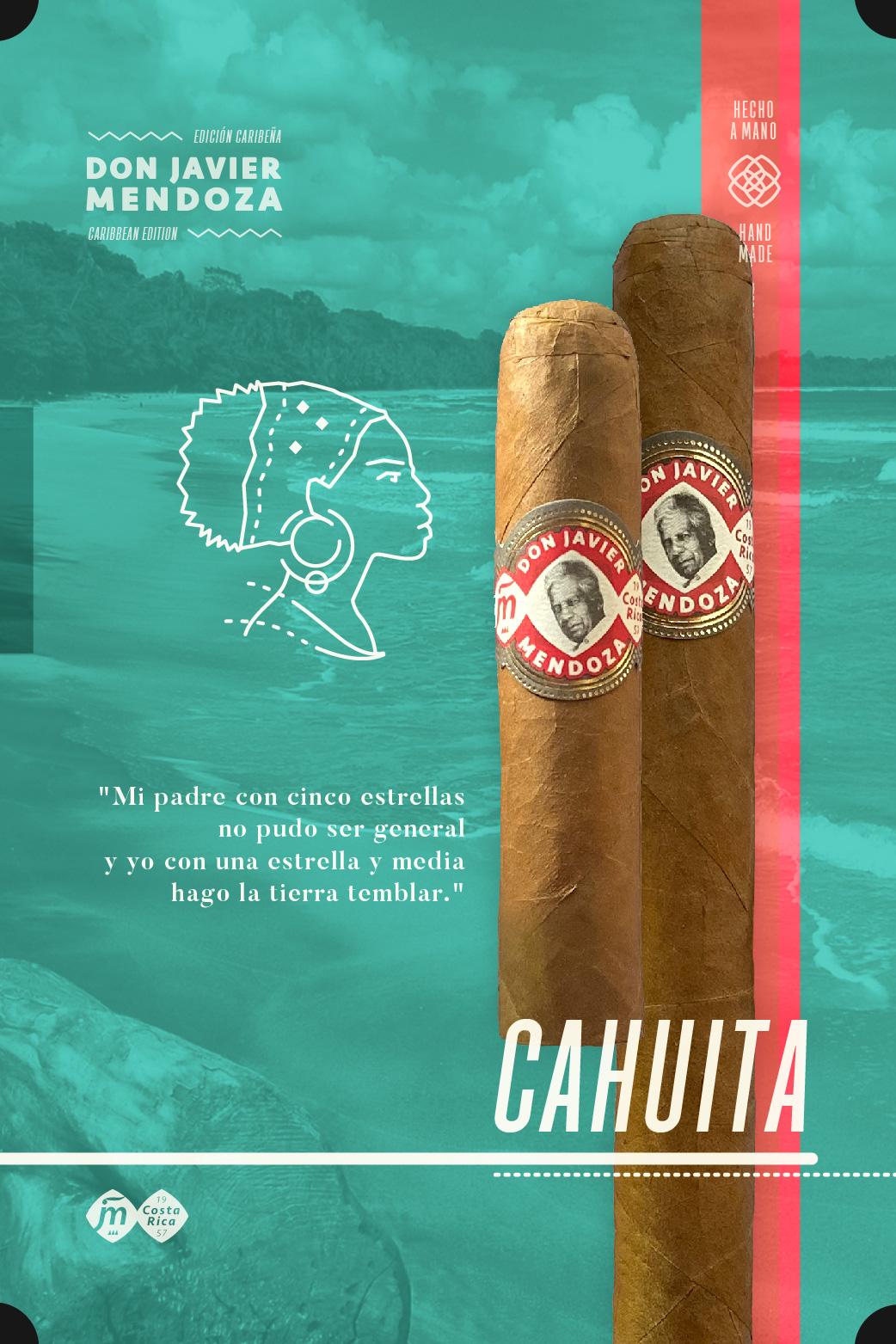 Don Javier Mendoza Cahuita