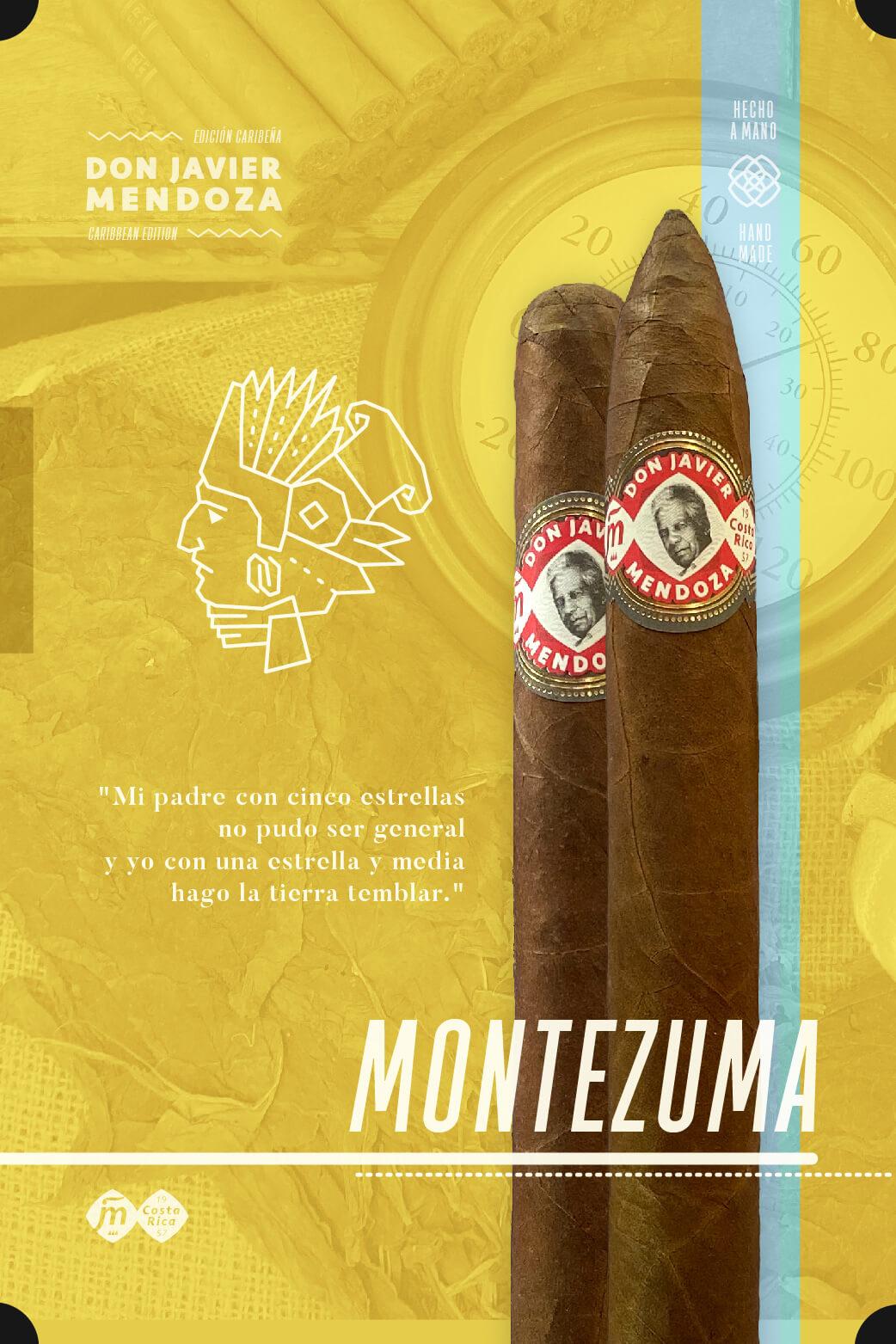 Don Javier Mendoza Montezuma