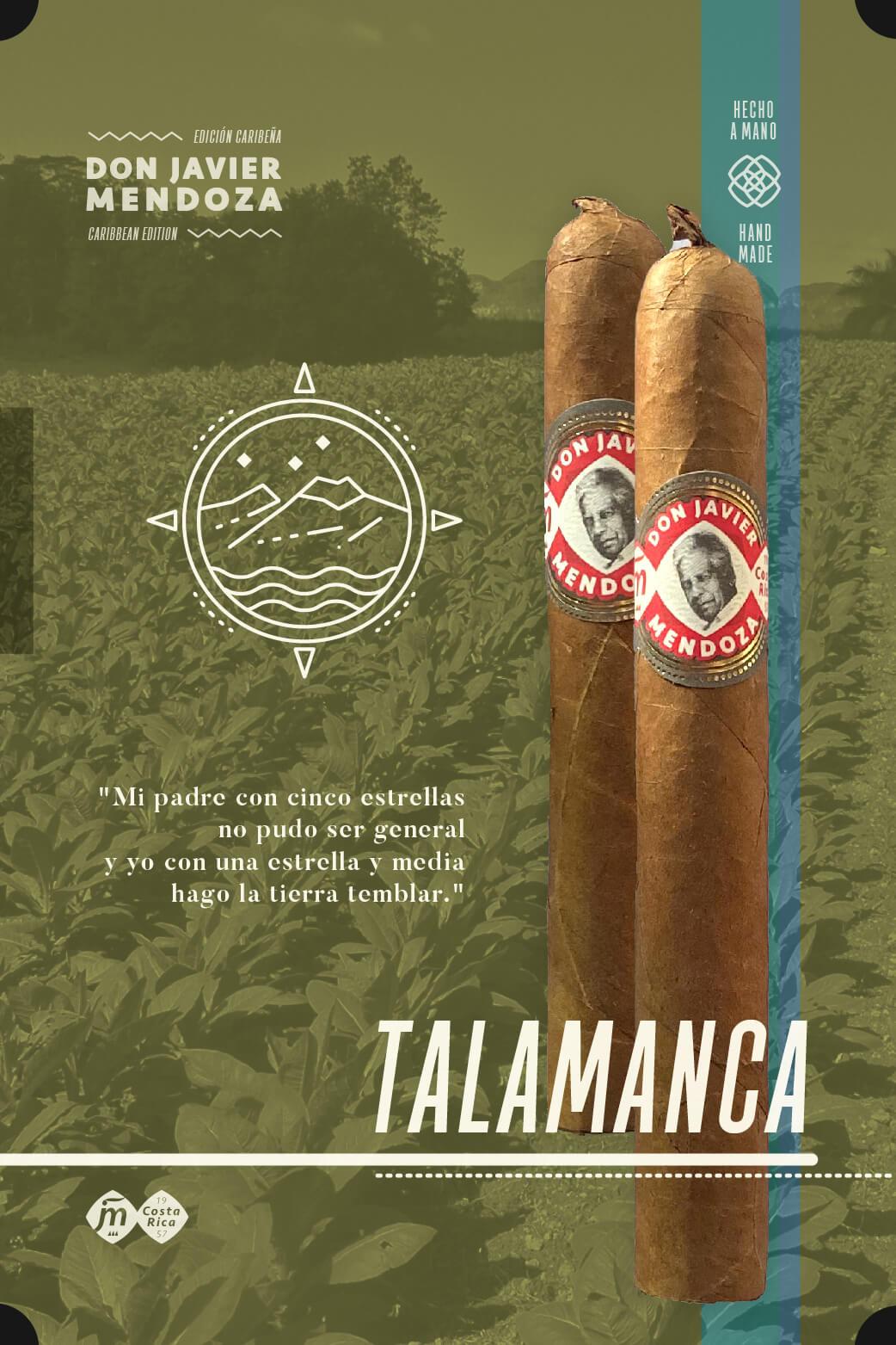 Don Javier Mendoza Talamanca