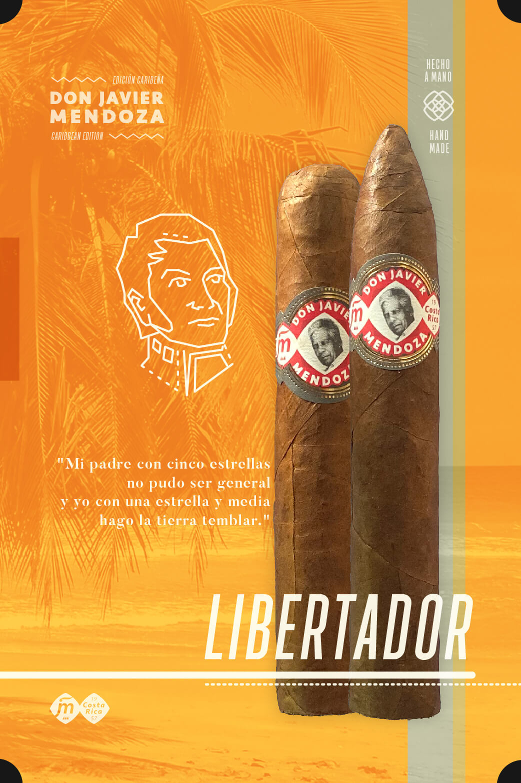 Don Javier Mendoza Libertador