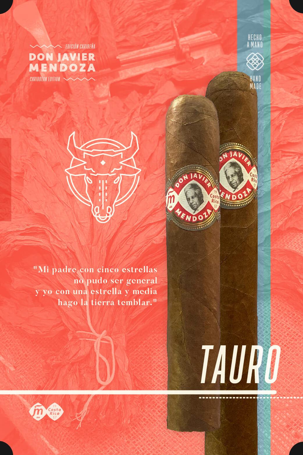 Don Javier Mendoza Tauro