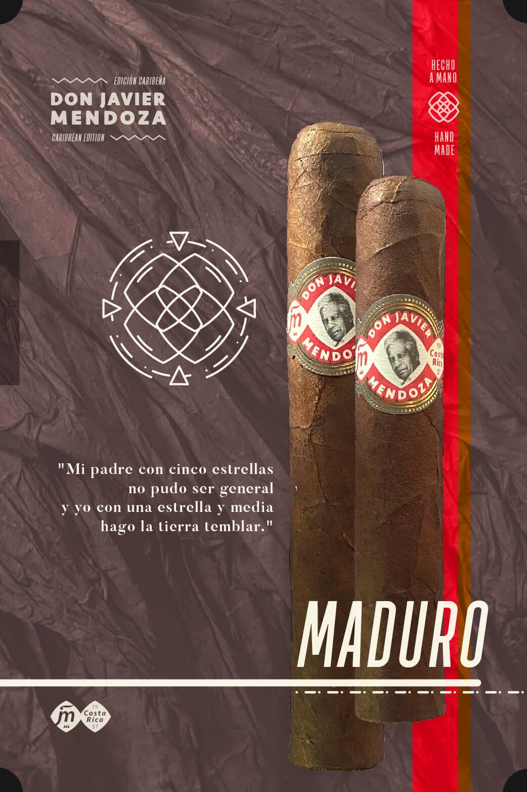 Don Javier Mendoza Maduro