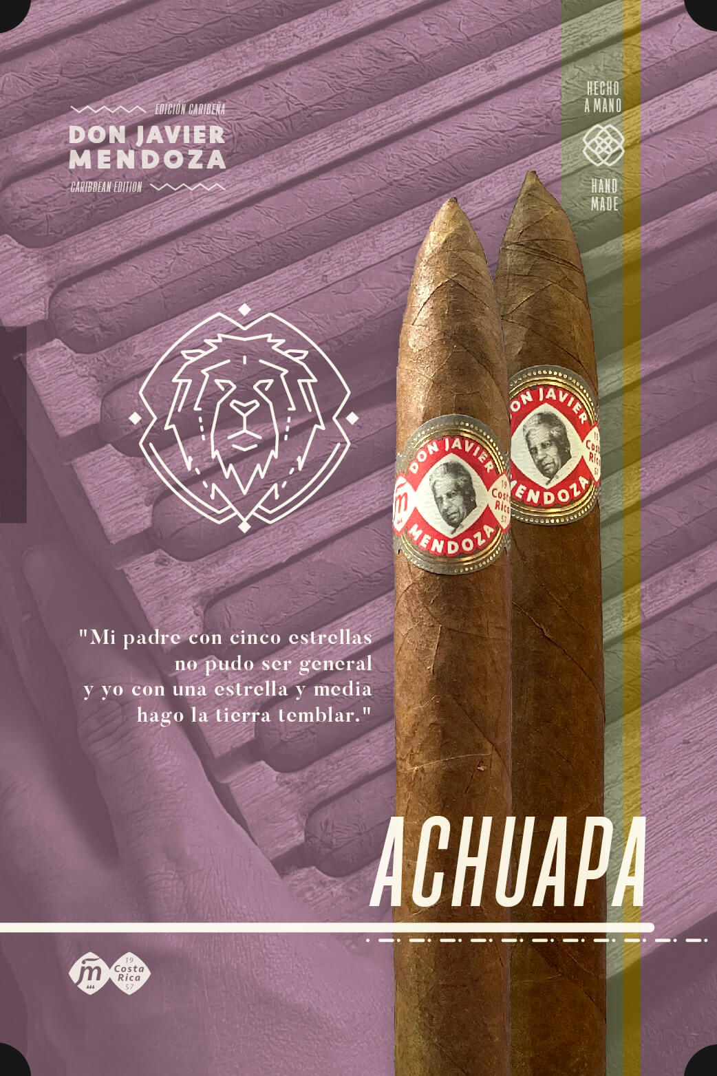 Don Javier Mendoza Achuapa