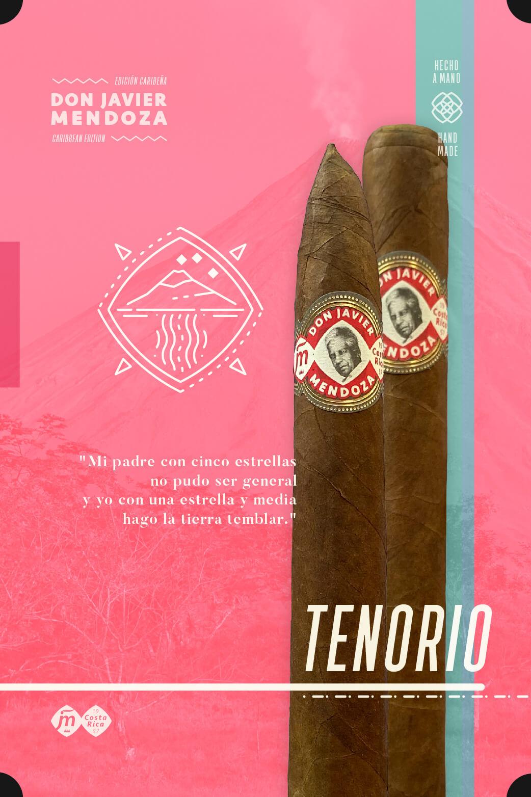 Don Javier Mendoza Tenorio