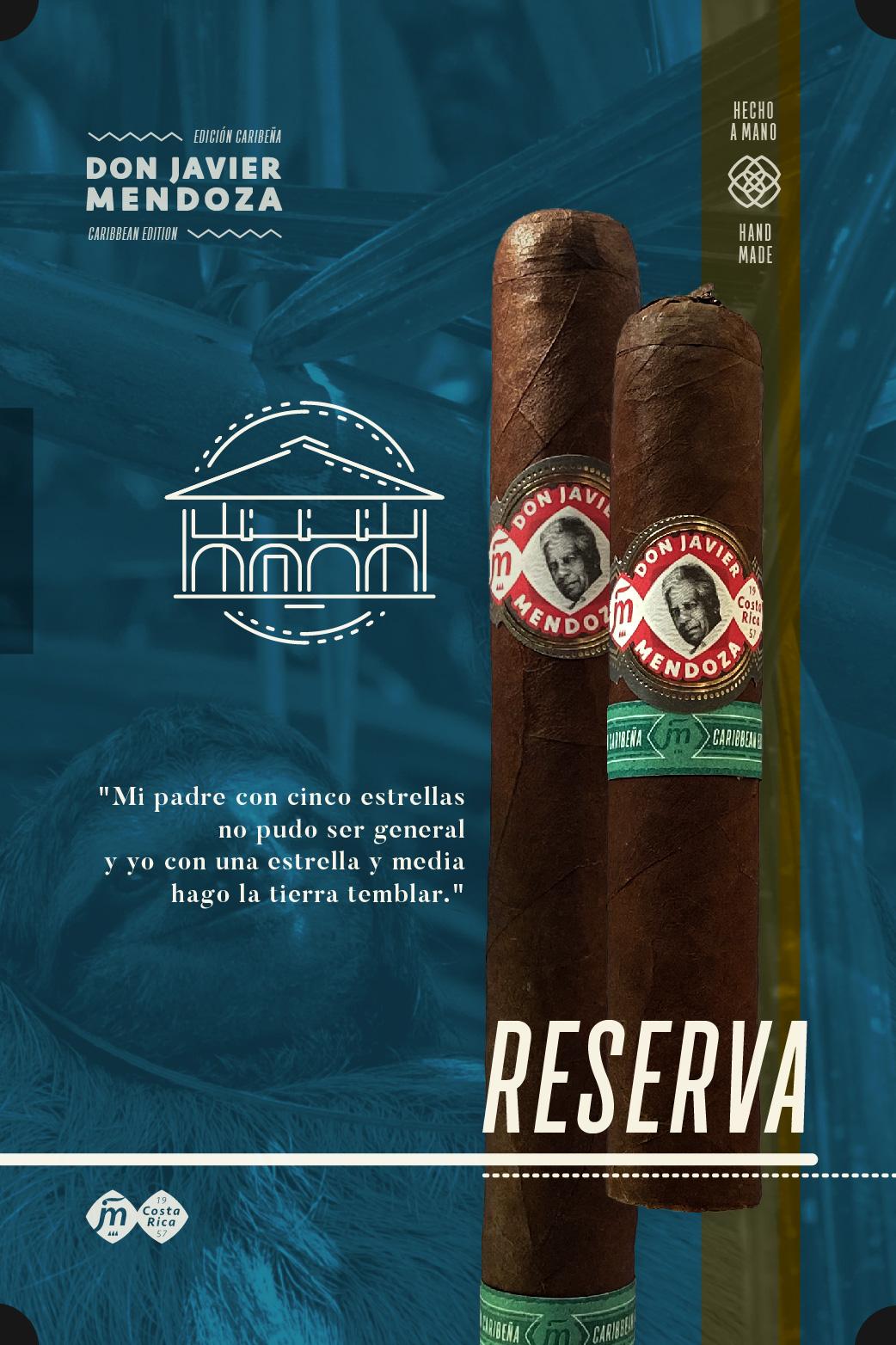 Don Javier Mendoza Reserva